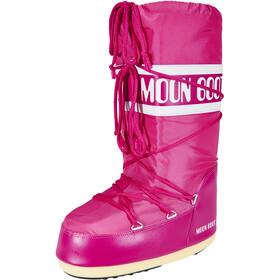 Moon Boot Nylon Saappaat Naiset, bouganville